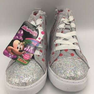 Minnie Mouse Disney Girls Shoes